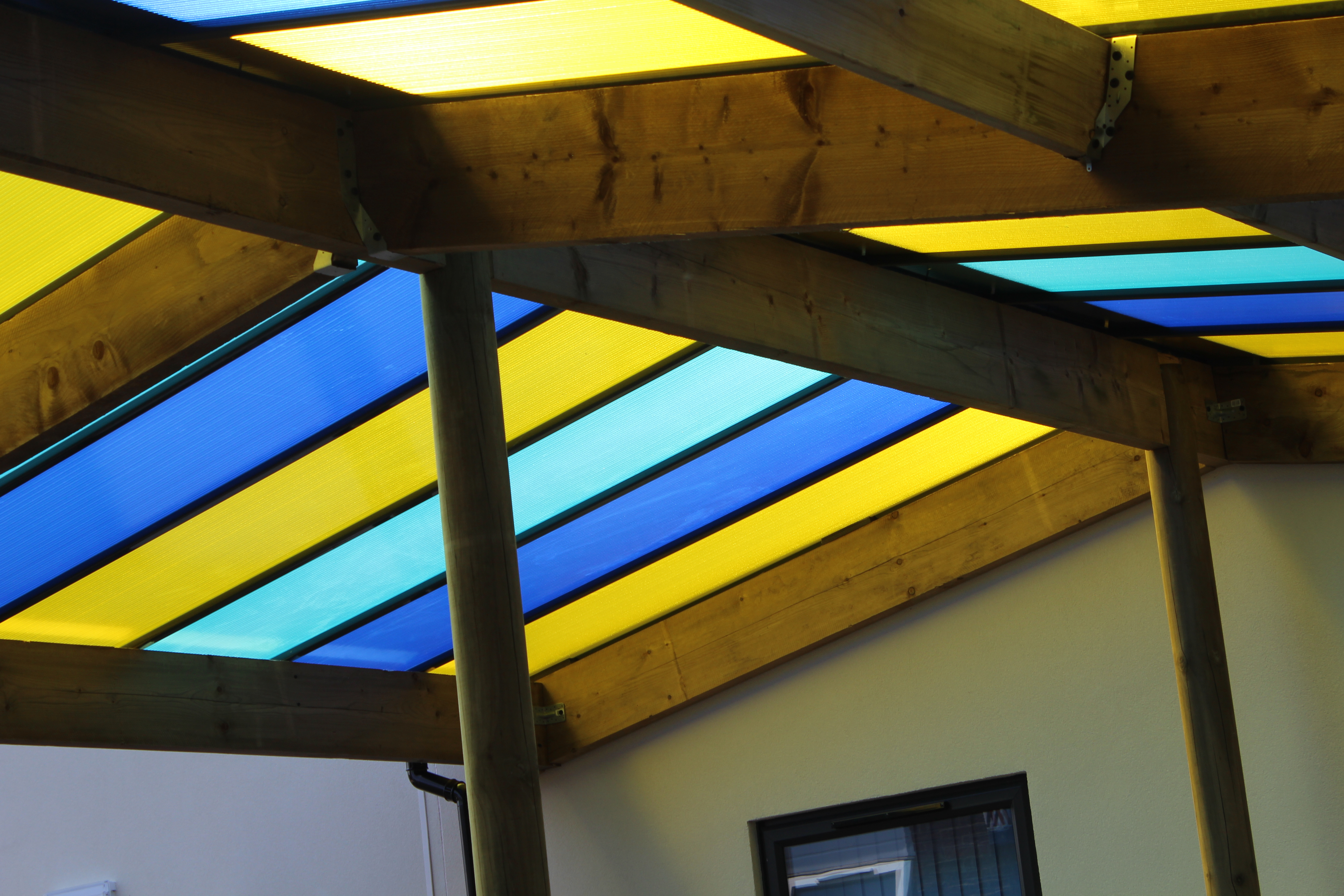 coloured roof 2