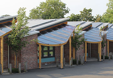 Setter Play School Canopies and Shelters