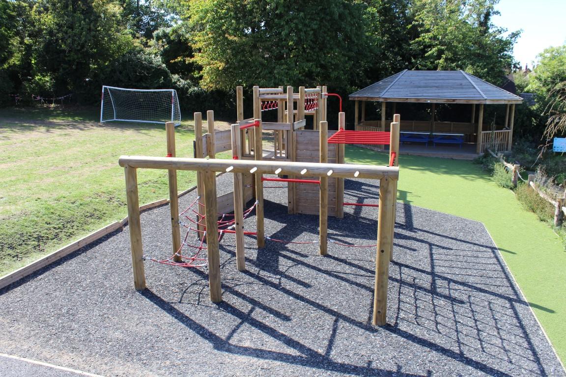 School Playground Equipment in Camden