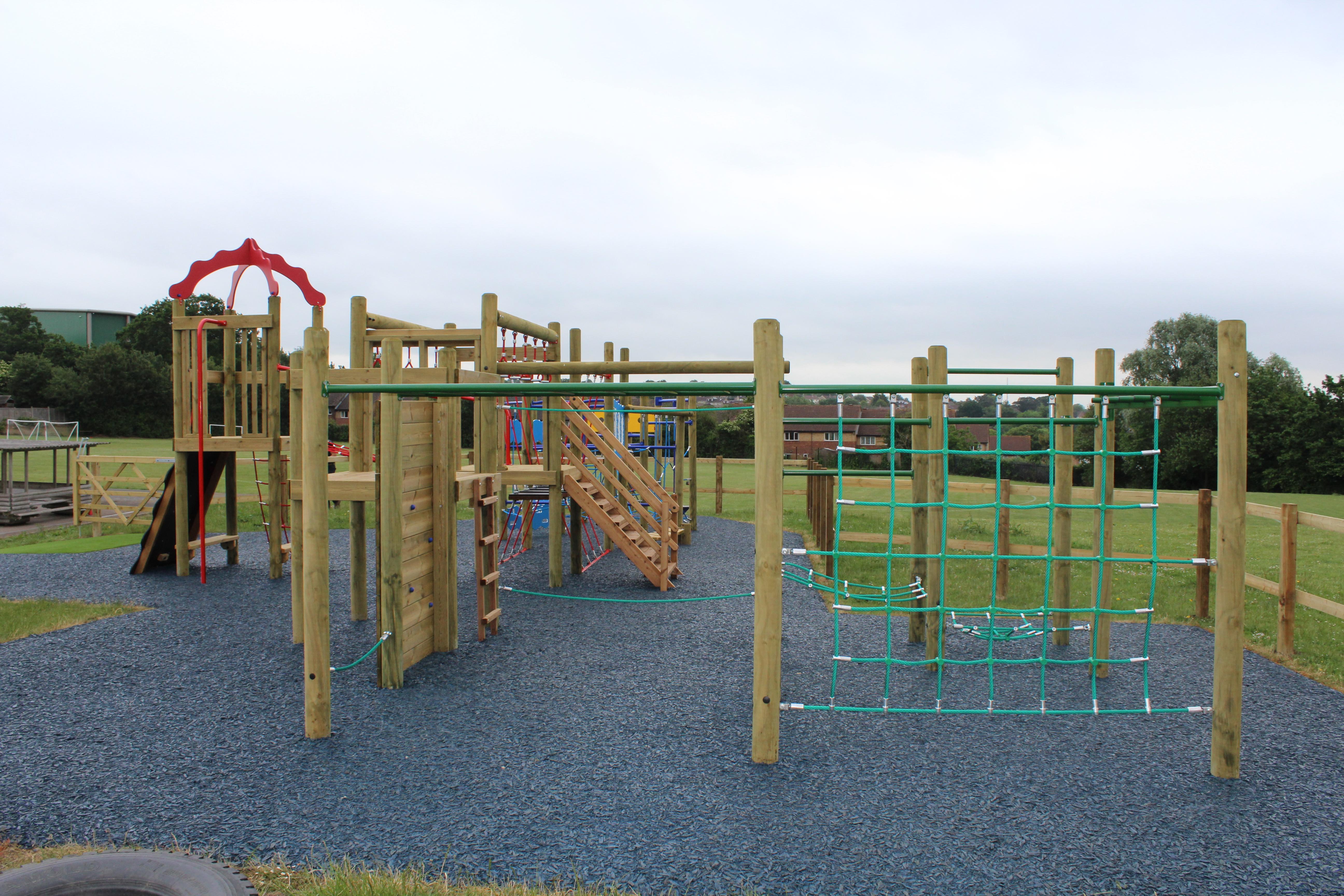 School Playground Equipment in Waltham Forest
