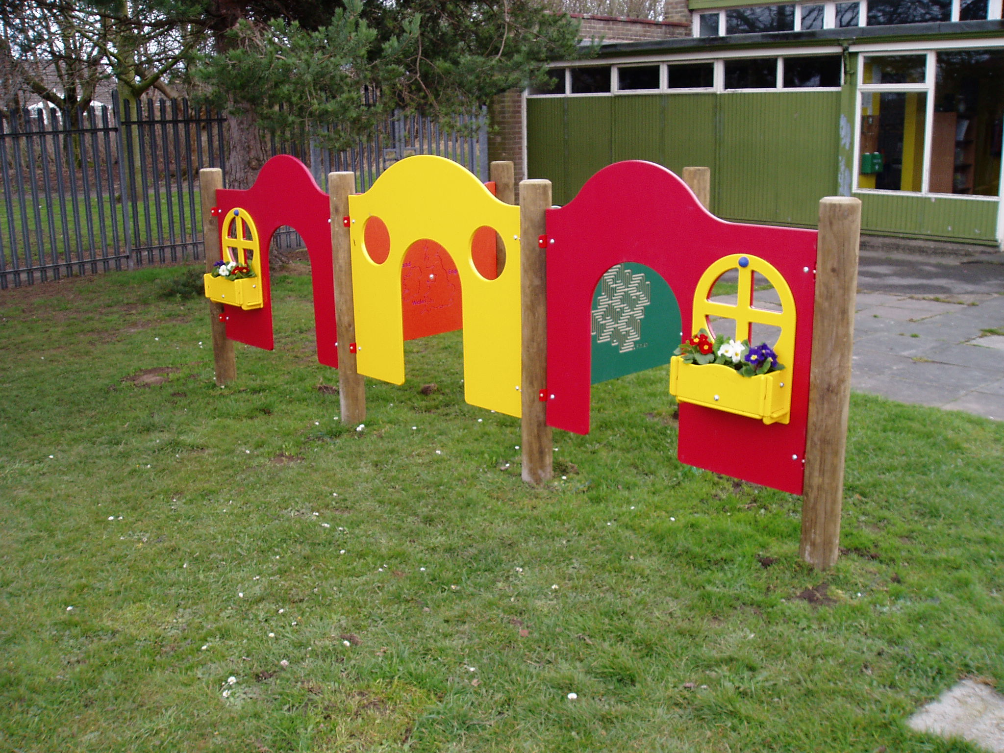 Imagination Play Panel - Setter Play